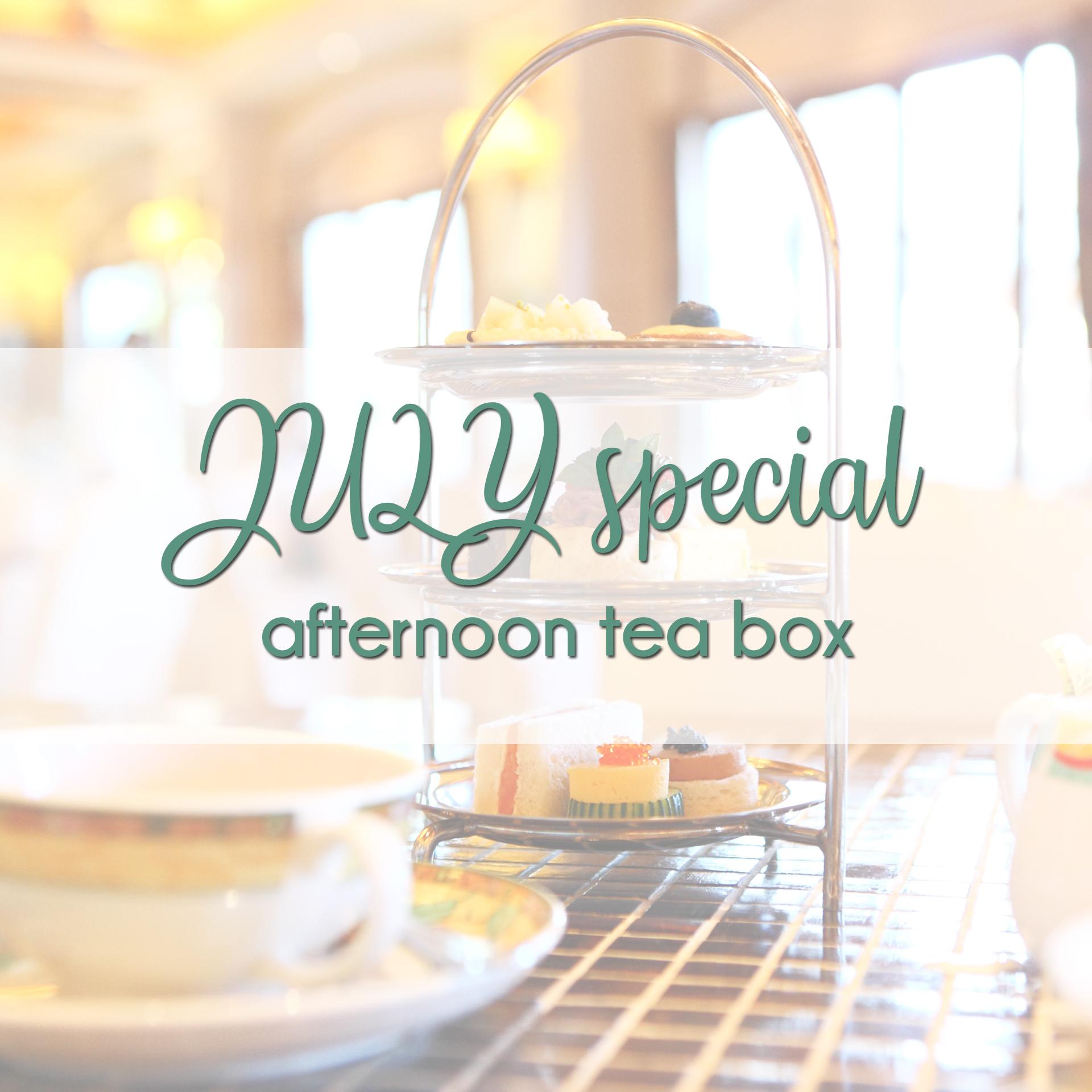 JULY-tea